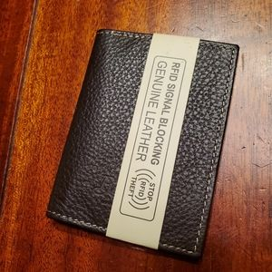G.H.Bass & Co. Leather Wallet